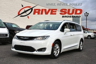2018 Chrysler Pacifica TOURING-L PLUS *CUIR*DVD*TOIT PANO*ANGLE MORT* Mini fourgonnette