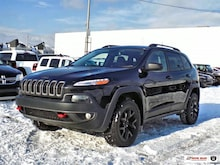 2016 Jeep Cherokee Trailhawk 4X4 *Toit Pano*GPS* Véhicule utilitaire