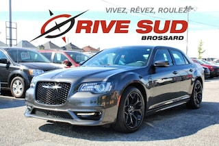 2019 Chrysler 300 S *CUIR*GPS*ANGLE MORT* Berline