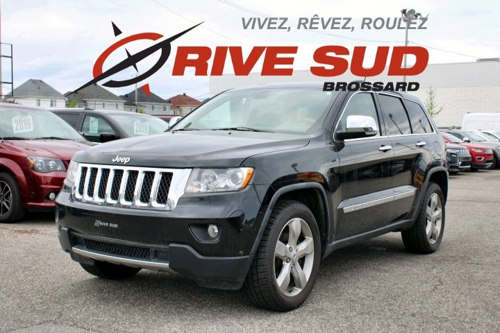 Jeep Grand Cherokee OVERLAND *CUIR*TOIT PANO*GPS* 2011