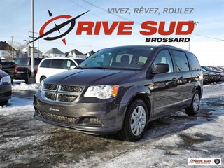 2017 Dodge Grand Caravan SXT * Stow N GO* Mini fourgonnette