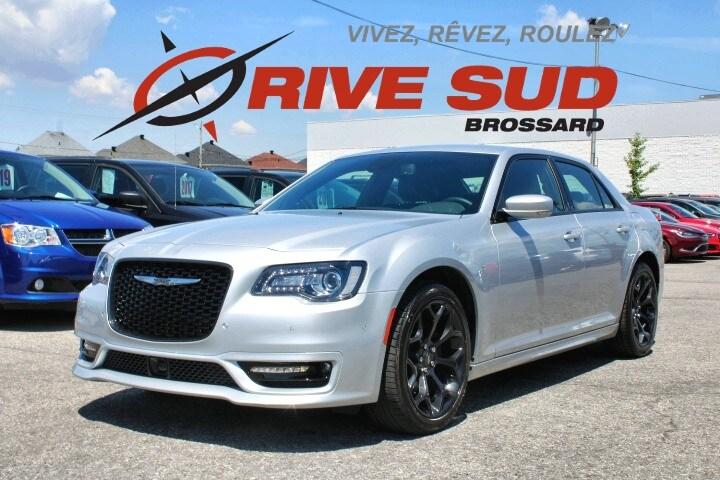 Chrysler 300 S *CUIR*GPS*ANGLE MORT* 2019