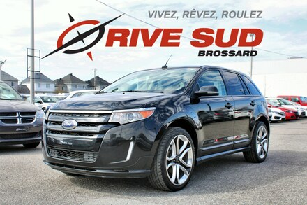 2014 Ford Edge SPORT AWD CUIR TOIT GPS VUS