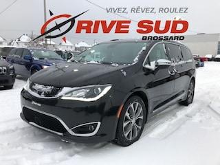 2017 Chrysler Pacifica LIMITED *DVD*TOIT PANO*GPS*PNEUS+FREINS NEUFS* Mini fourgonnette