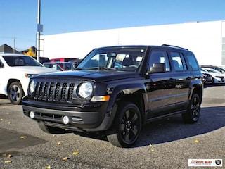 2015 Jeep Patriot Altitude 4X4 *Bluetooth*
