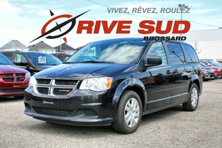 2016 Dodge  Grand Caravan SXT *STOW N GO*BLUETOOTH*