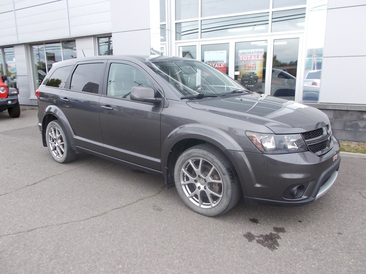 2014 Dodge Journey  R/T Rallye AWD VUS