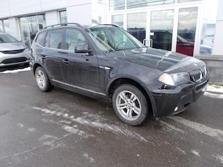 2006 BMW X3 4X4 3.0i VUS