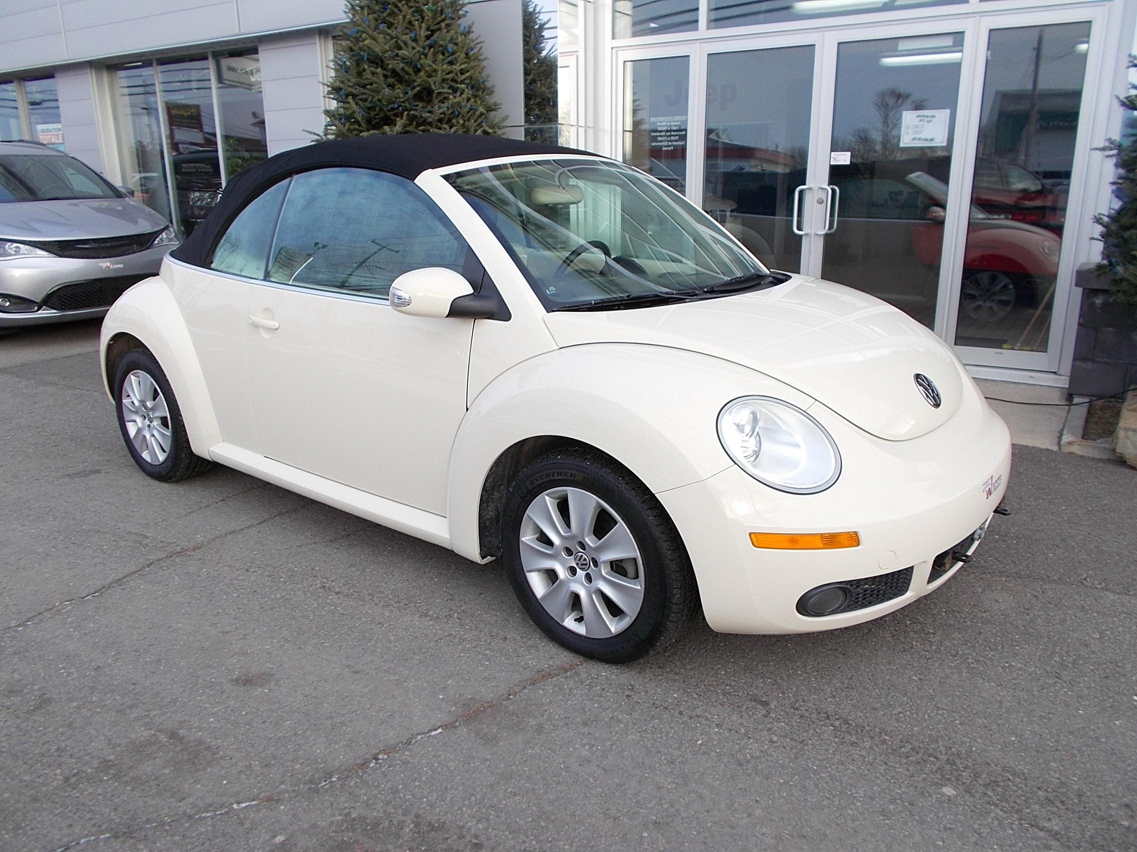 2009 Volkswagen New Beetle 2.5L Comfortline