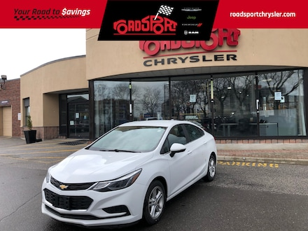 Featured used 2017 Chevrolet Cruze LT Turbo Sedan for sale in Toronto, ON