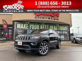 2018 Jeep Grand Cherokee Limited | Navi, Backup Cam, Remote Start SUV