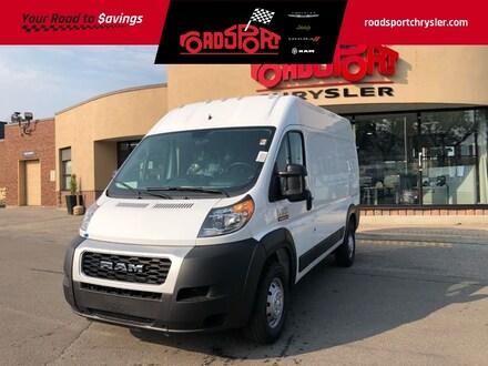 Featured used 2020 Ram ProMaster 1500 Base Van Cargo Van for sale in Toronto, ON