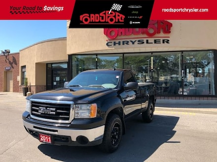 Featured used 2011 GMC Sierra 1500 Work Truck Truck for sale in Toronto, ON