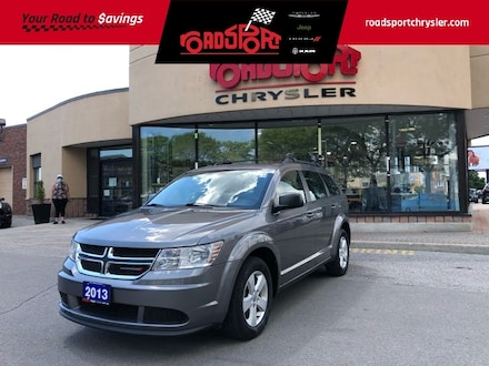 Featured used 2013 Dodge Journey CVP/SE Plus SUV for sale in Toronto, ON