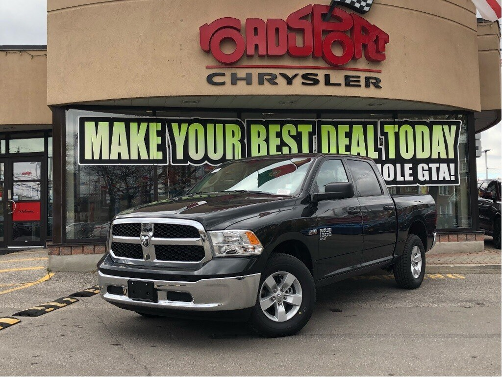 Featured used 2019 Ram 1500 Classic SLT Truck Crew Cab for sale in Toronto, ON