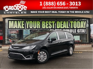 2019 Chrysler Pacifica Touring-L | Navi, Backup Cam, Remote Start Van
