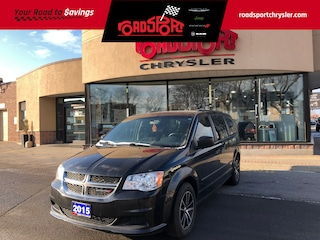 2015 Dodge Grand Caravan SE**Alloy Wheels**7 Passenger**Cruise Control**KEY Minivan/Van