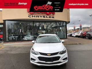 2017 Chevrolet Cruze LT Turbo Sedan