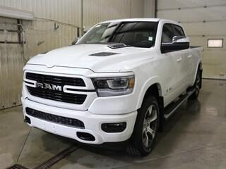 2019 Ram 1500 Laramie Crew Cab 4x4 Pickup Truck