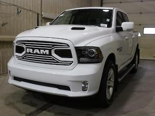 2018 Ram 1500 Sport Crew Cab 4x4 Pickup Truck