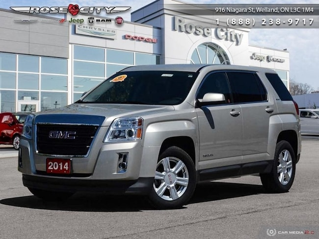 2014 GMC Terrain SLE Low Mileage With Equally low Price!!! SUV