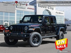 2020 Jeep Gladiator Rubicon - Navigation -  Uconnect Truck Crew Cab