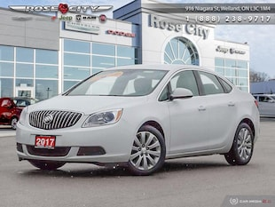 2017 Buick Verano Base -  Cruise Control Sedan