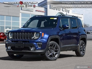 2019 Jeep Renegade High Altitude - Sunroof - Leather Seats SUV