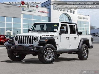 2020 Jeep Gladiator Rubicon - Leather Seats - Navigation Truck Crew Cab