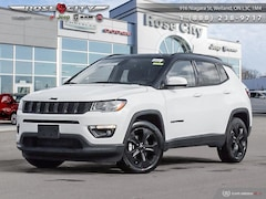2020 Jeep Compass Altitude - Navigation -  Uconnect SUV