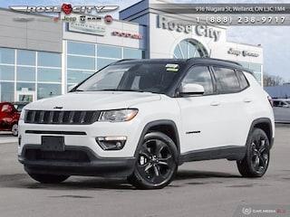2020 Jeep Compass Altitude - Navigation -  Uconnect SUV