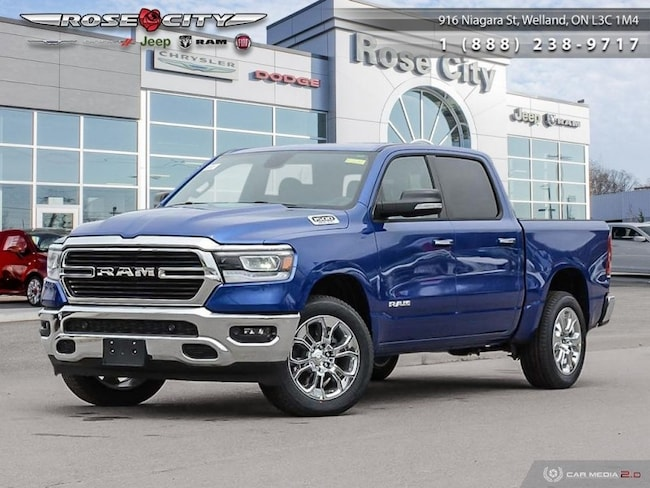 2019 Ram All-New 1500 Big Horn - Uconnect Truck Crew Cab