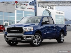 2019 Ram All-New 1500 Big Horn - Remote Start Truck Quad Cab