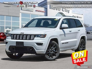 2020 Jeep Grand Cherokee Altitude - Leather Seats SUV