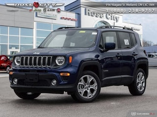 2019 Jeep Renegade North - Navigation -  Uconnect SUV