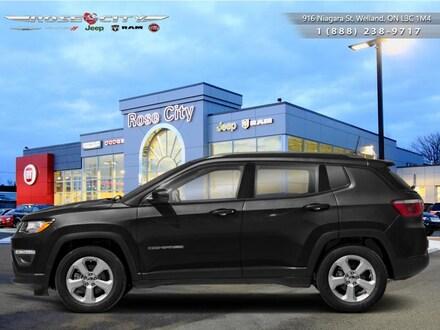 2018 Jeep Compass North - Bluetooth SUV