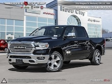 2019 Ram All-New 1500 Laramie - Leather Seats -  Cooled Seats Camion cabine Crew