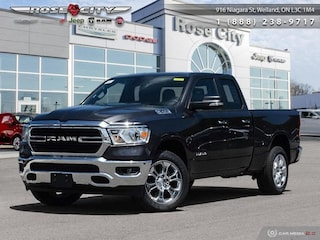2019 Ram All-New 1500 Big Horn - Remote Start - Uconnect Truck Quad Cab