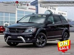 2019 Dodge Journey Crossroad - Leather Seats SUV