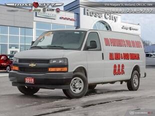 2019 Chevrolet Express 2500 - Low Mileage Van Extended Cargo Van