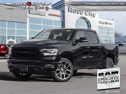 2020 Ram 1500 Sport - Leather Seats -  Cooled Seats Truck Crew Cab