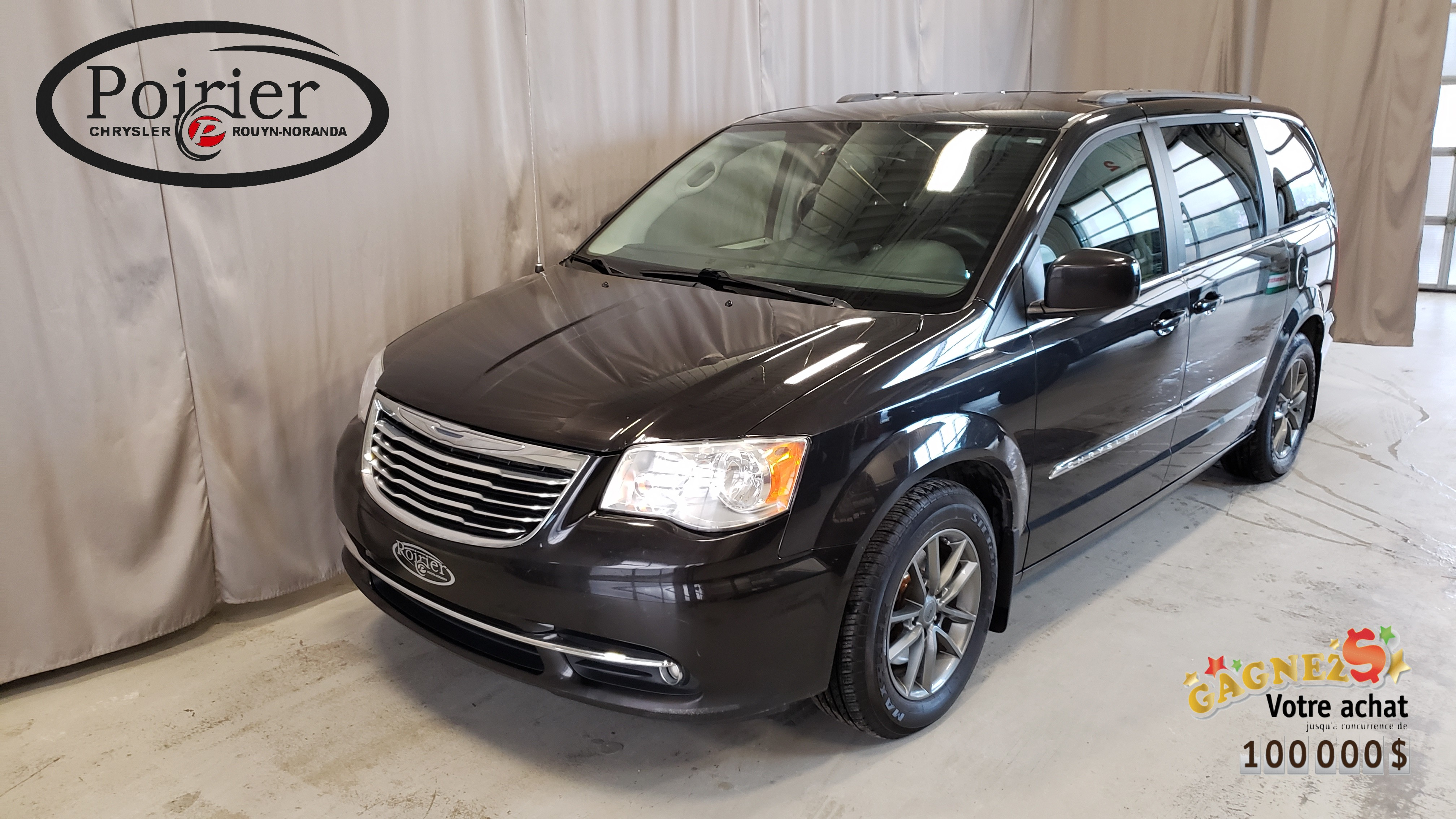 2014 Chrysler Town & Country Touring Vehicule Familiale Mini-Fourgonnette