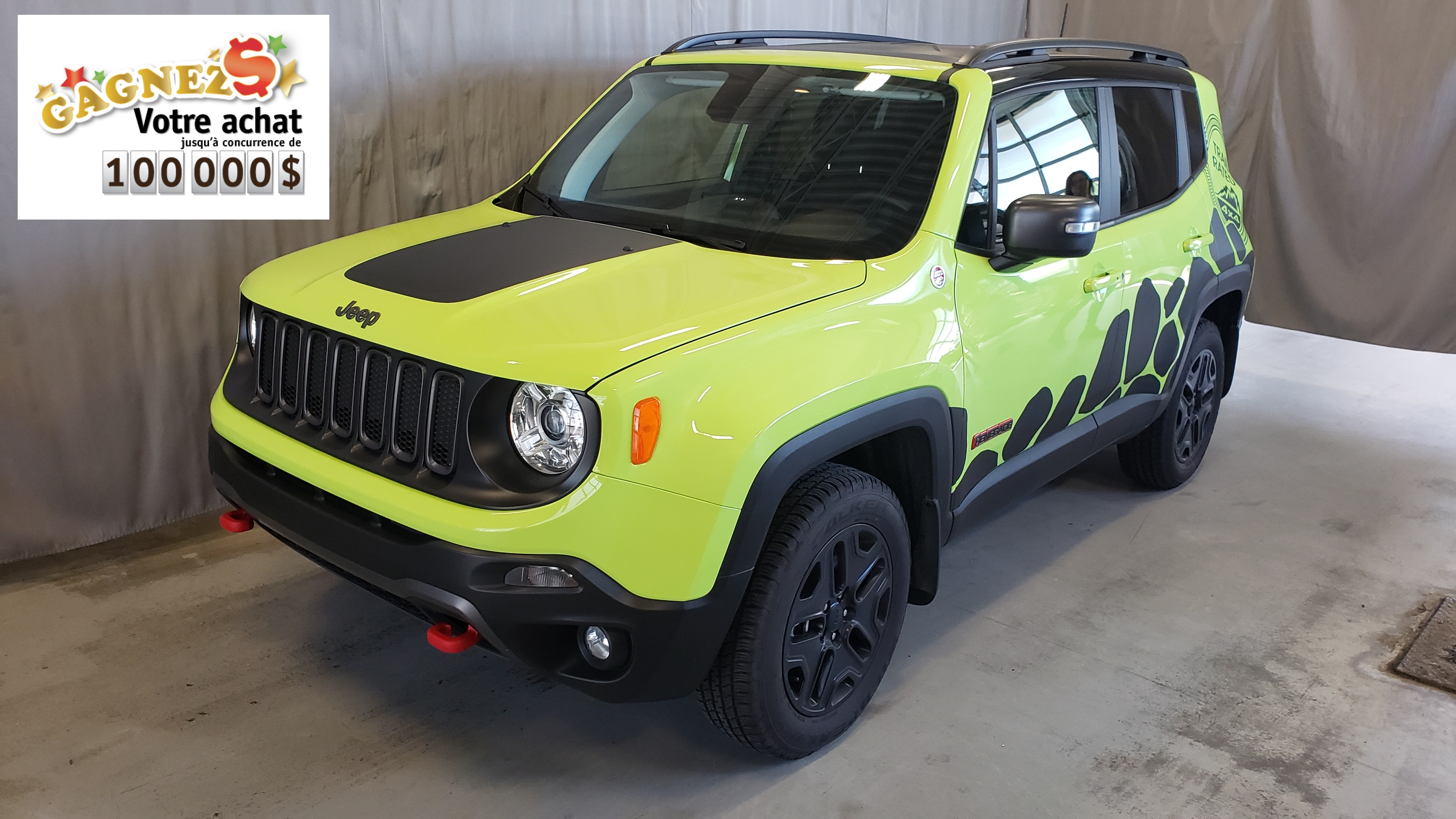 2018 Jeep Renegade Trailhawk VUS