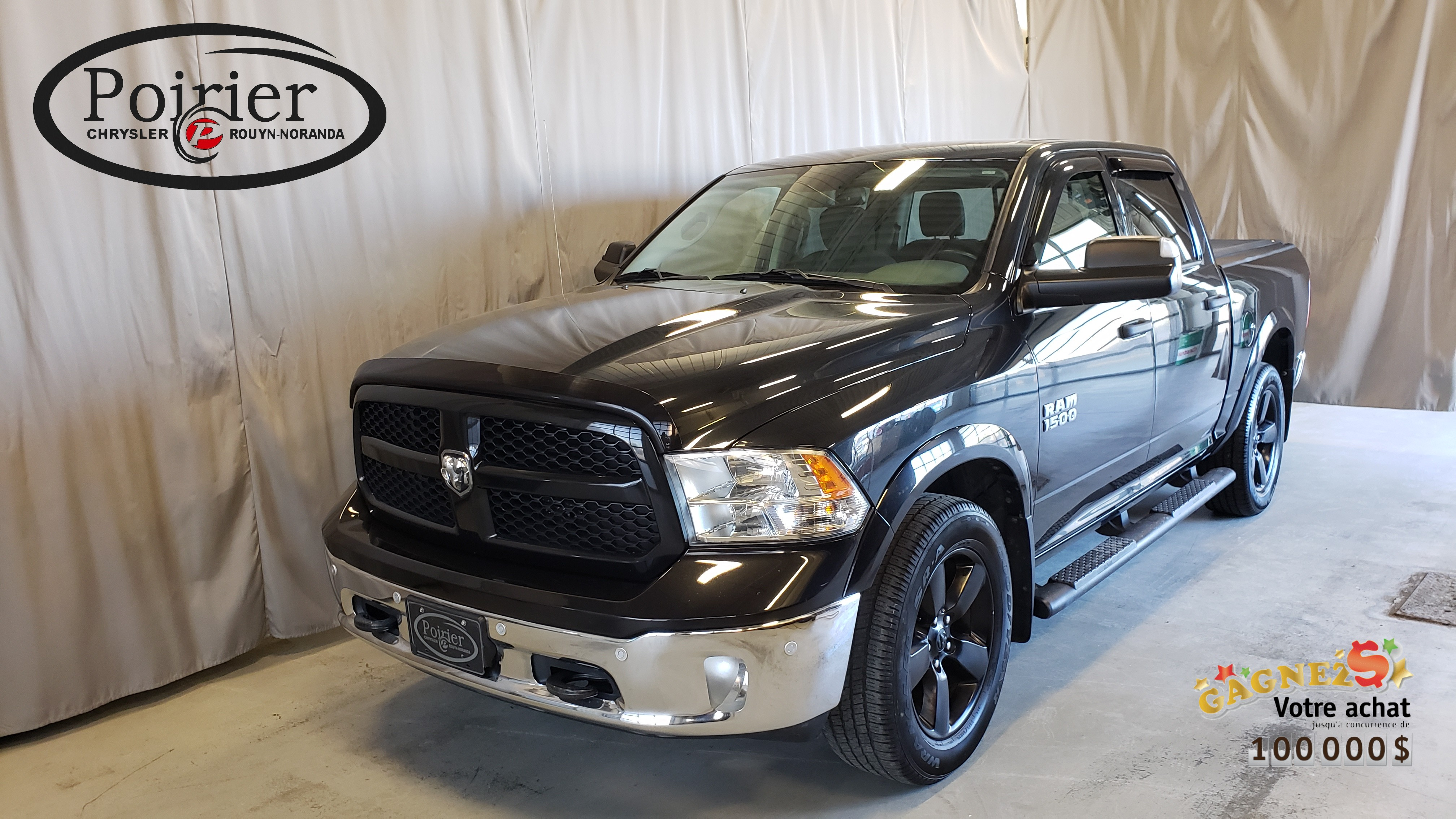 2016 Ram 1500 Outdoorsman Pickup - Crew Cab