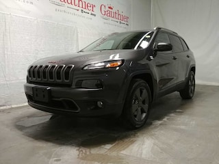 Used 2017 Jeep Cherokee North - Heated Seats - Low Mileage SUV L11925 for sale in Winnipeg, MB