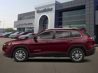 New 2020 Jeep Cherokee Altitude SUV Q719 in WInnipeg, MB
