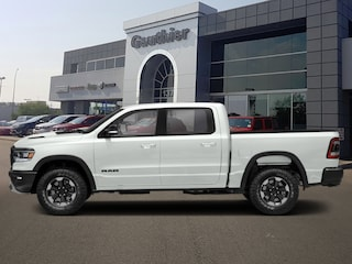 New 2021 Ram 1500 Rebel 4x4 Crew Cab 144.5 in. WB T081 in WInnipeg, MB
