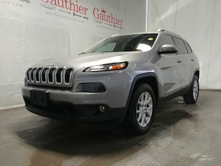 Used 2015 Jeep Cherokee North - Bluetooth -  Fog Lamps SUV P552A for sale in Winnipeg, MB
