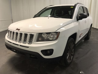Used 2016 Jeep Compass 75th Anniversary Edition - Bronze Trim SUV A12750 for sale in Winnipeg, MB