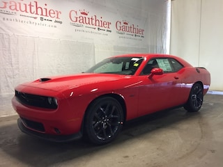 New 2019 Dodge Challenger R/T Coupe in WInnipeg, MB